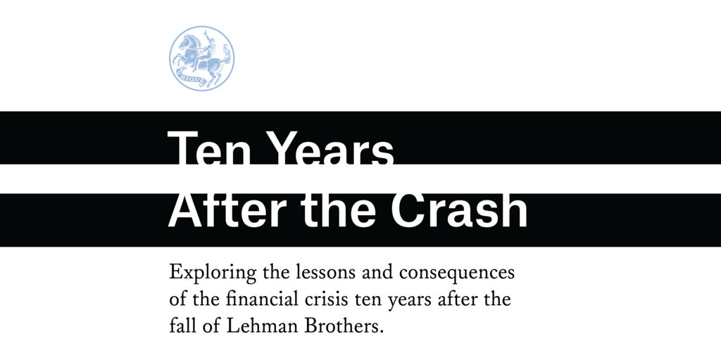 What We Should Have Learned From the 2008 Financial Crisis